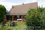 TEXT_PHOTO 1 - Maison Bosc Roger En Roumois 8 pièce(s) 240 m2