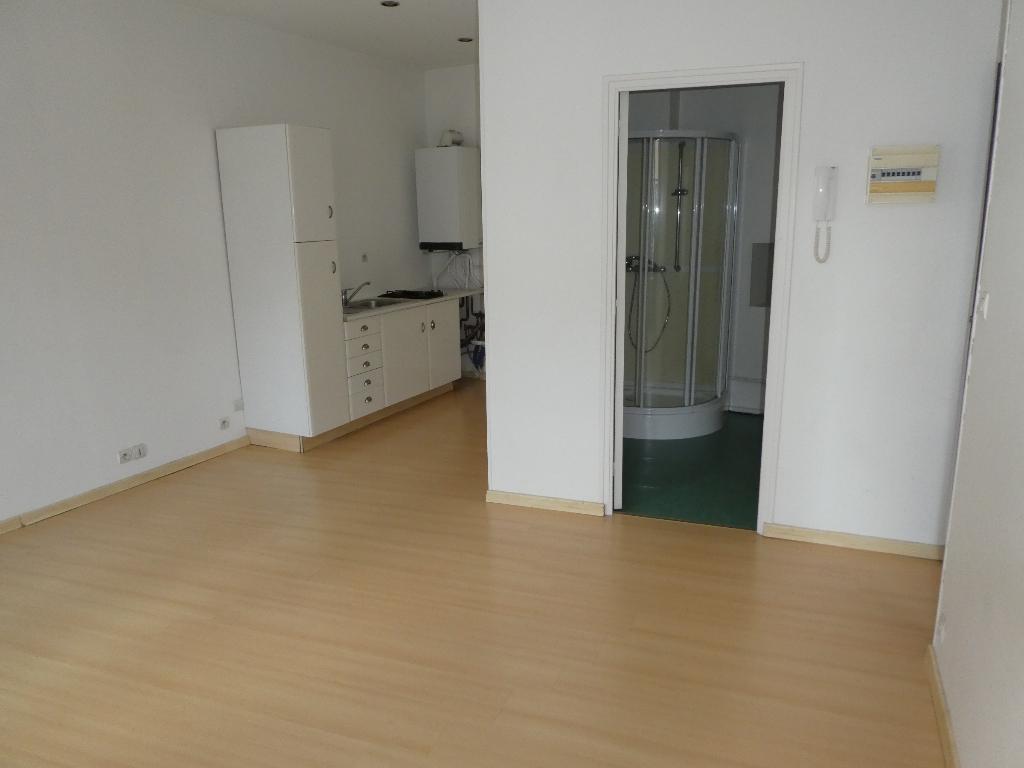 A  LOUER  MORLAIX CENTRE  VILLE  APPARTEMENT  T2 -  36.95 m²