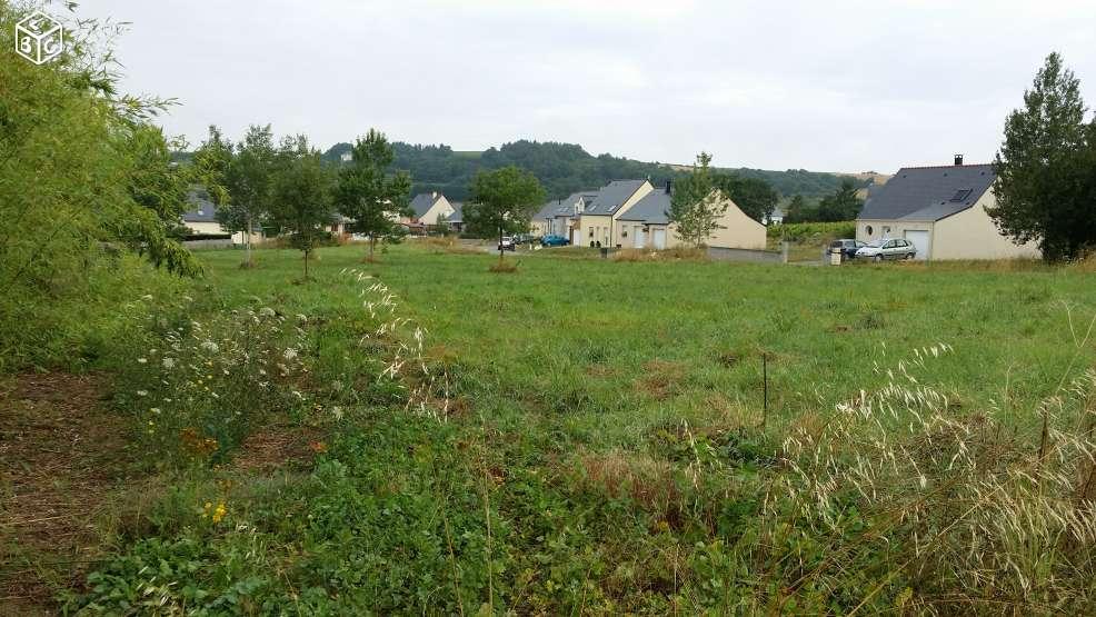 Terrains à Bâtir St Aubin De Luigné