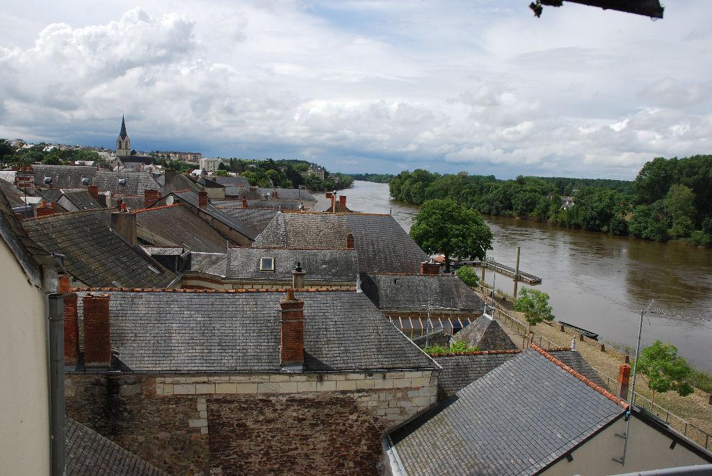 Chalonnes Sur Loire , T2, visite à 360 °