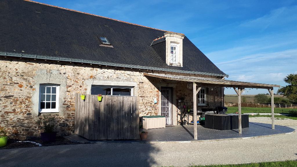Champtoce Sur Loire. Angers Ouest.
