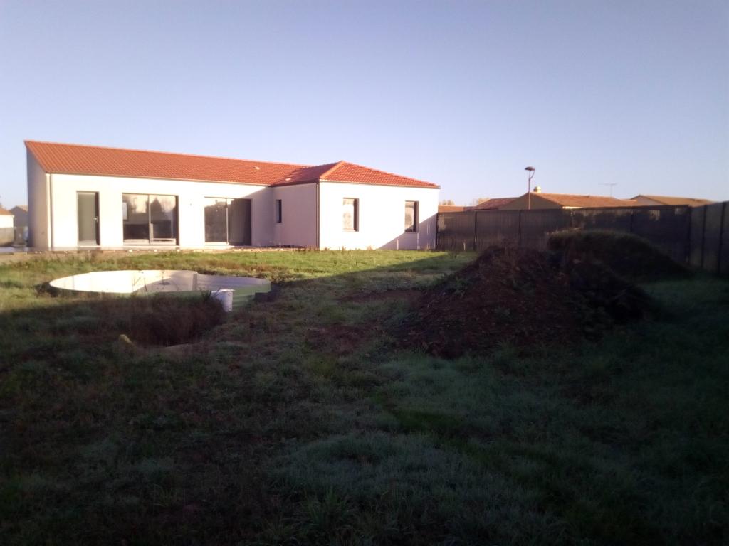 Maison 125m2 Jallais