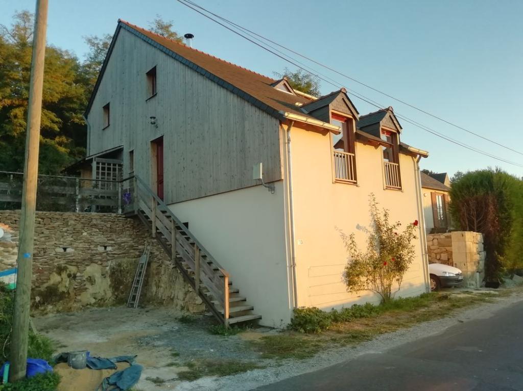 Maison 125 m2 proche Brissac