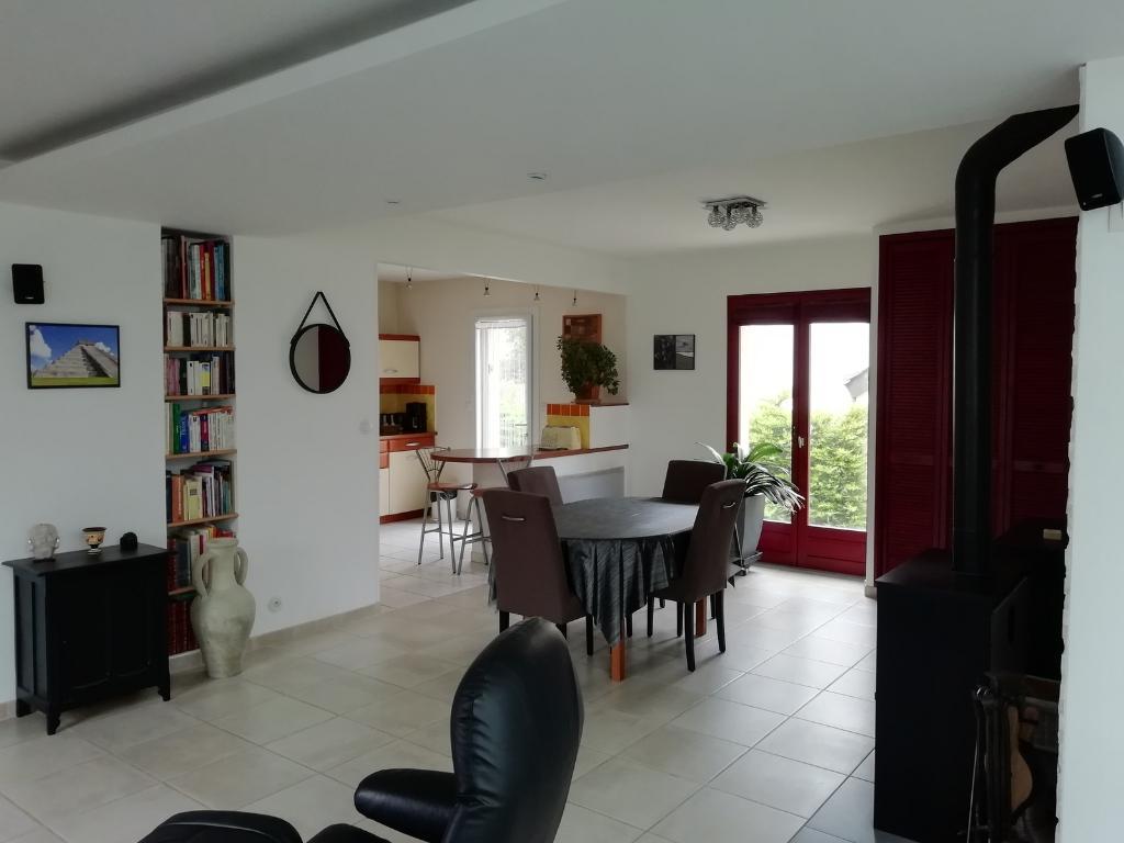 3 mns de Brissac - Maison 121 m² Grande Pièce de Vie