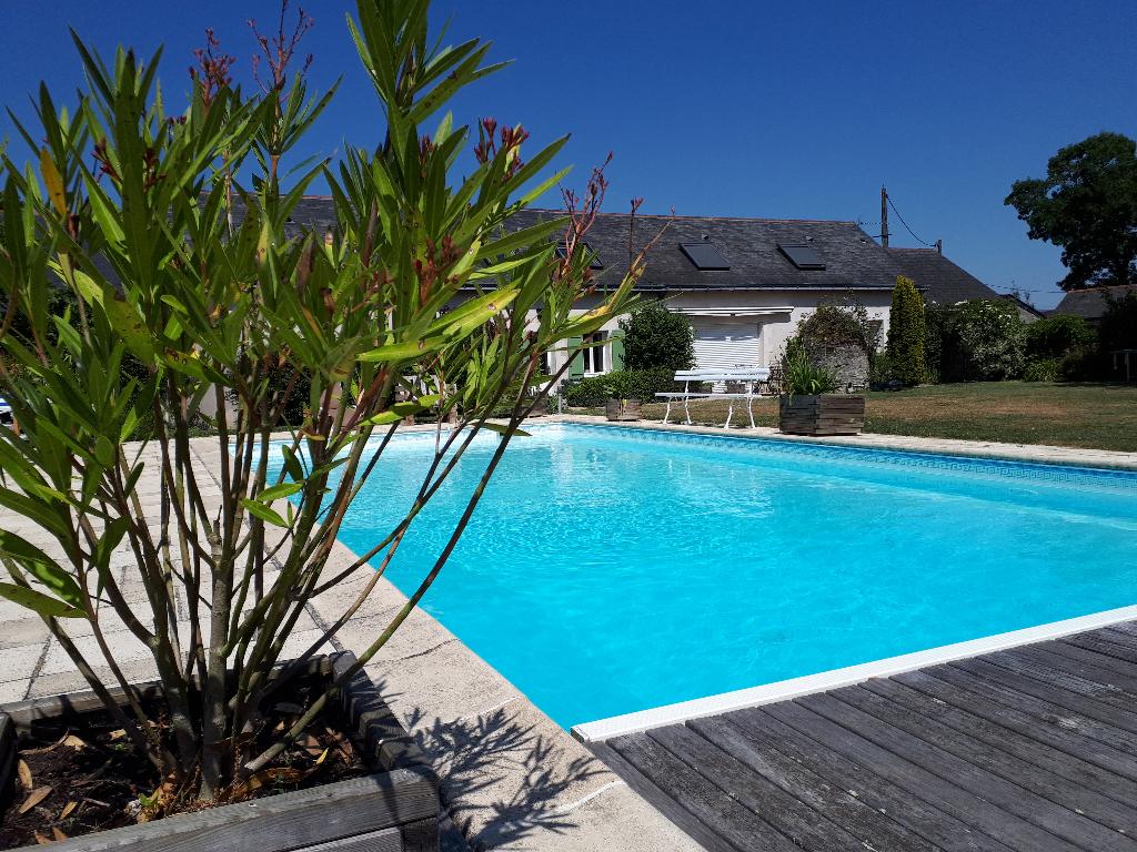 Maison Saint Martin Du Fouilloux 6 pièce(s) 150 m2