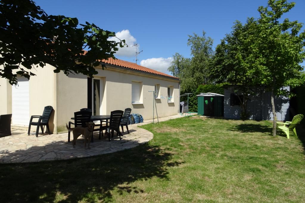 Maison Saint Georges Des Gardes 5 pièce(s) 110 m2