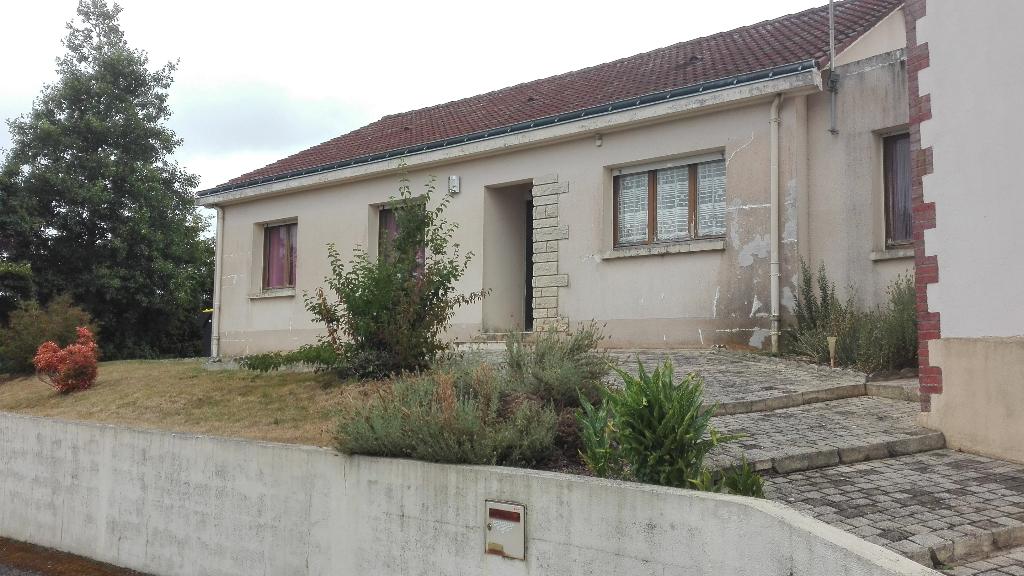 Maison NOTRE DAME DES MAUGES 4 pièce(s) 97 m2