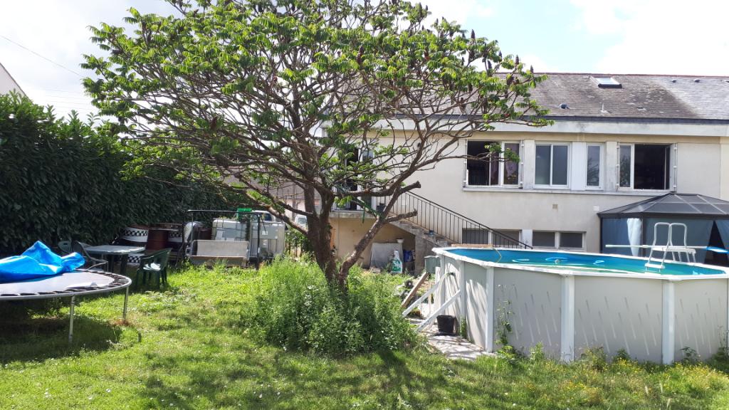 Maison familiale à la Pommeraye