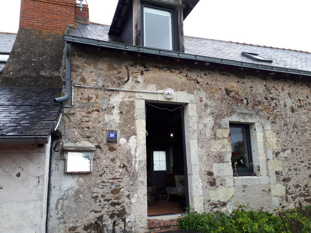 SAINT GEORGES SUR LOIRE 18 ' Angers ouest, bords de Loire