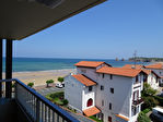 HENDAYE PLAGE 1ERE LIGNE APPARTEMENT 2 PIECES  35M² AVEC PARKING
