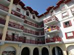 Hendaye Centre ville, totalement neuf  appartement T2 dernier étage  avec parking