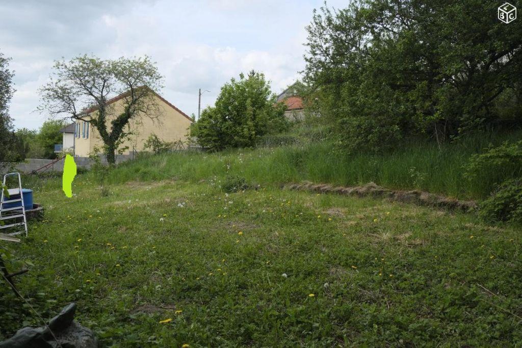 terrain constructible à vendre Langres