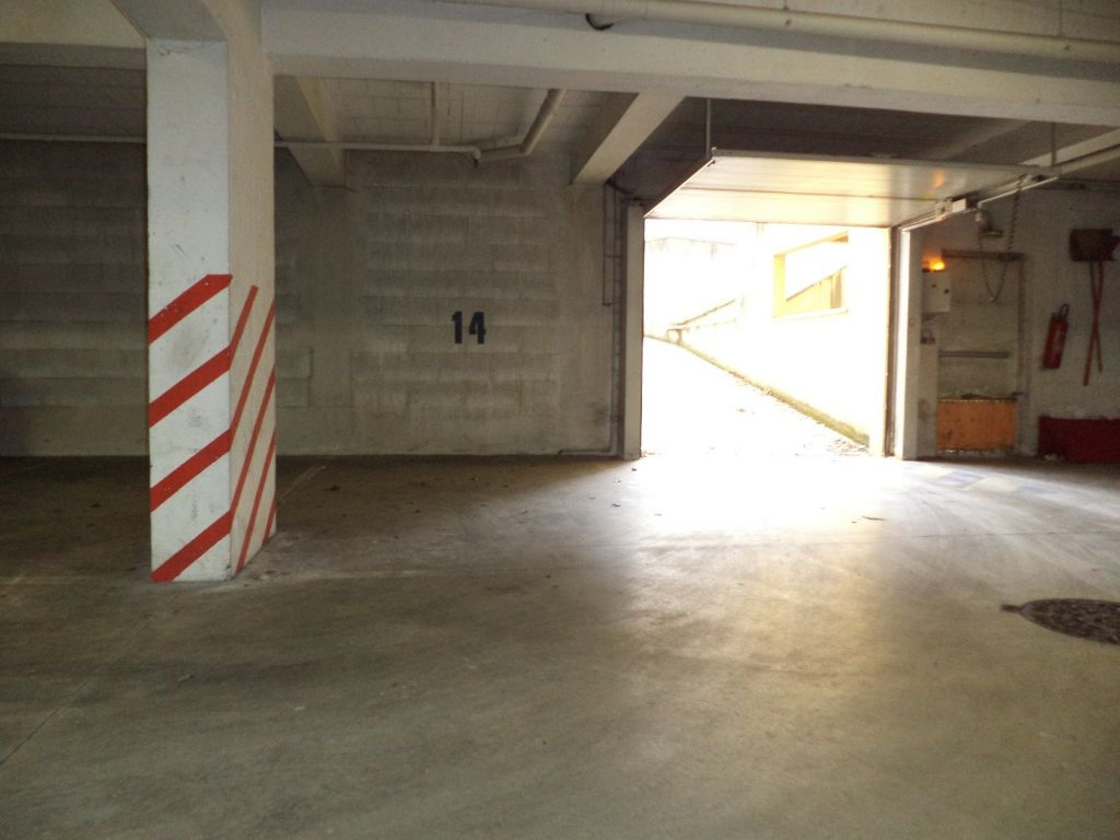 Place Parking souterrain