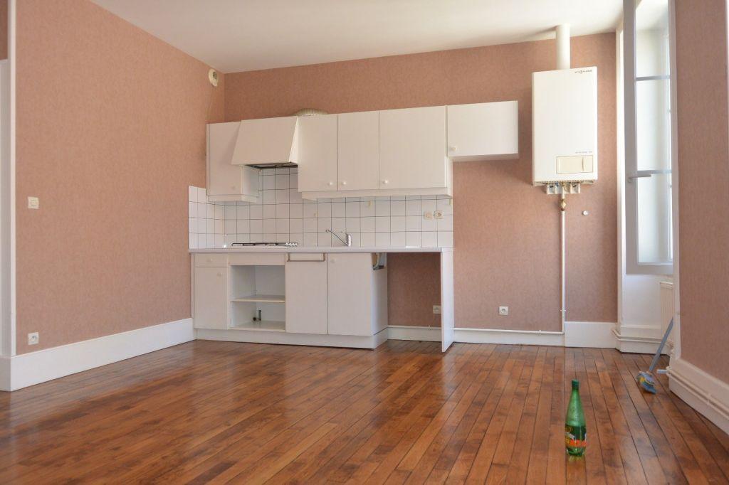 Superbe appartement en duplex