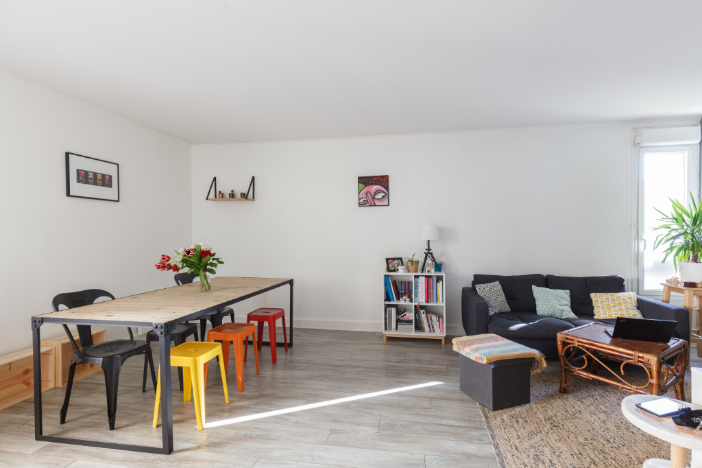 APPARTEMENT MONTIGNY LE BRETONNEUX - 3 pièce(s) - 66 m2