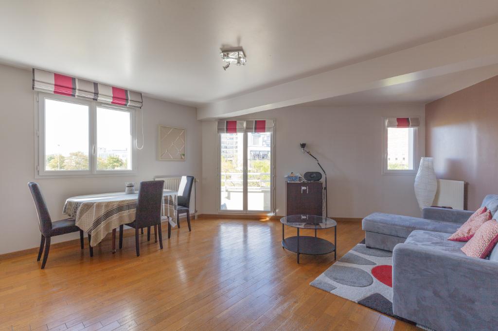 Appartement Montigny-le-bretonneux 3 pièce(s) 77 m2