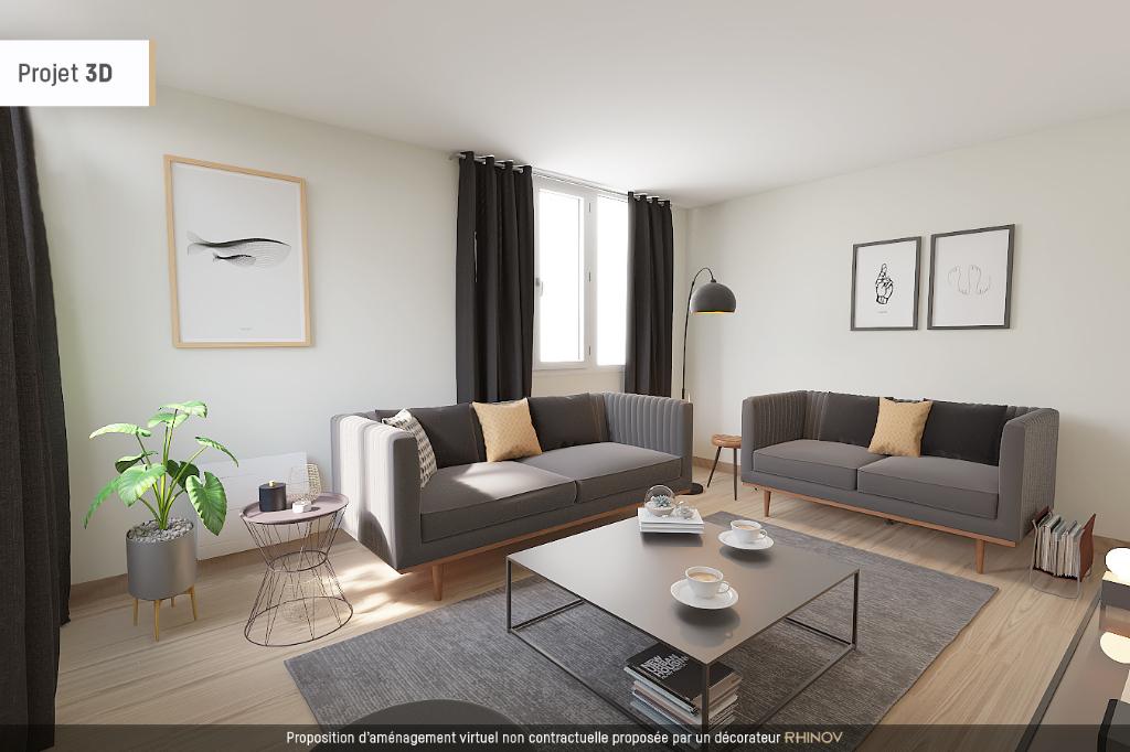 Appartement Montigny Le Bretonneux 3 pièce(s) 64 m2
