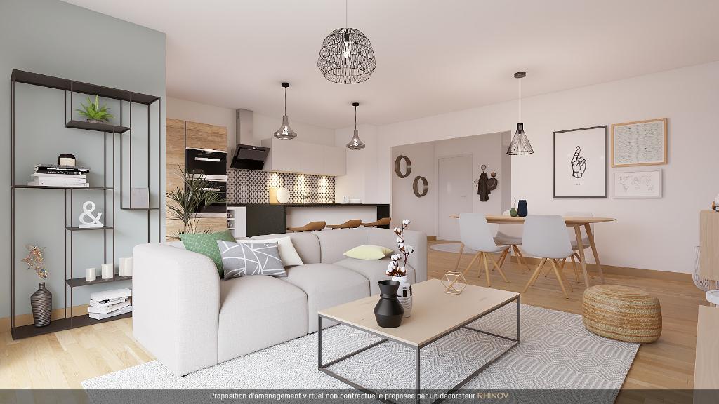 Appartement Montigny Le Bretonneux 4 pièce(s) 98 m2
