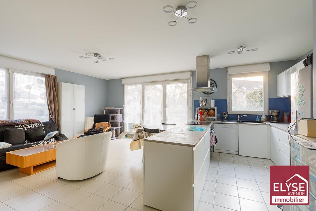Appartement Guyancourt 3 pièce(s) 62 m2