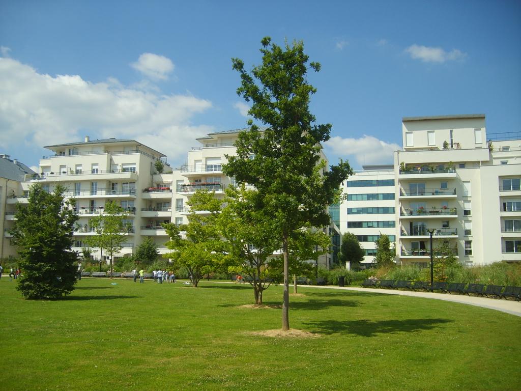 Appartement Montigny Le Bretonneux 3 pièce(s) 60.01 m2