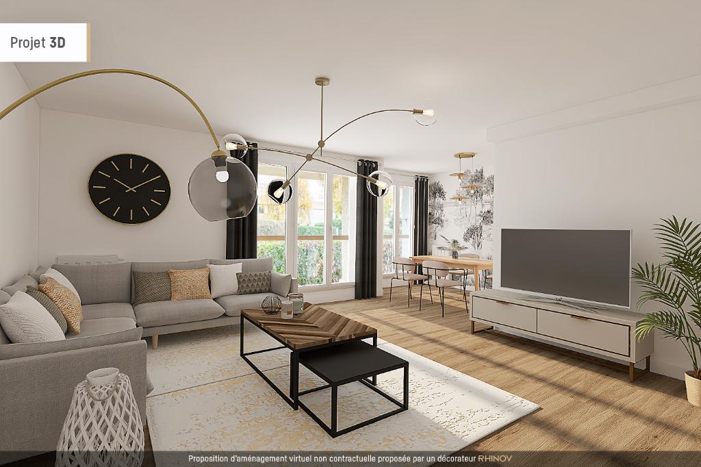 Appartement Montigny Le Bretonneux 4 pièce(s) 88 m2