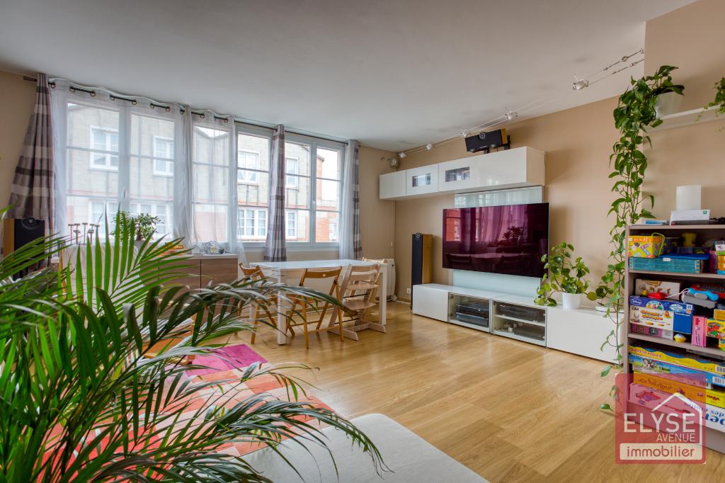 Appartement Montigny Le Bretonneux 4 pièce(s) 77 m2