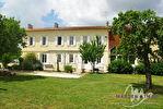 TEXT_PHOTO 0 - Axe Bordeaux Libourne - Propriété de caractère avec chai et piscine