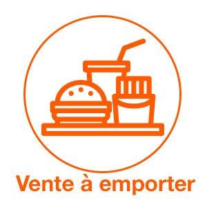 EN VENTE - VENTE A EMPORTER - NANTES CENTRE - (44).