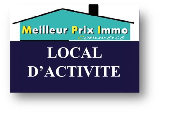 A VENDRE - LOCAL D'ACTIVITÉ (200M2)- MACHECOUL (44).