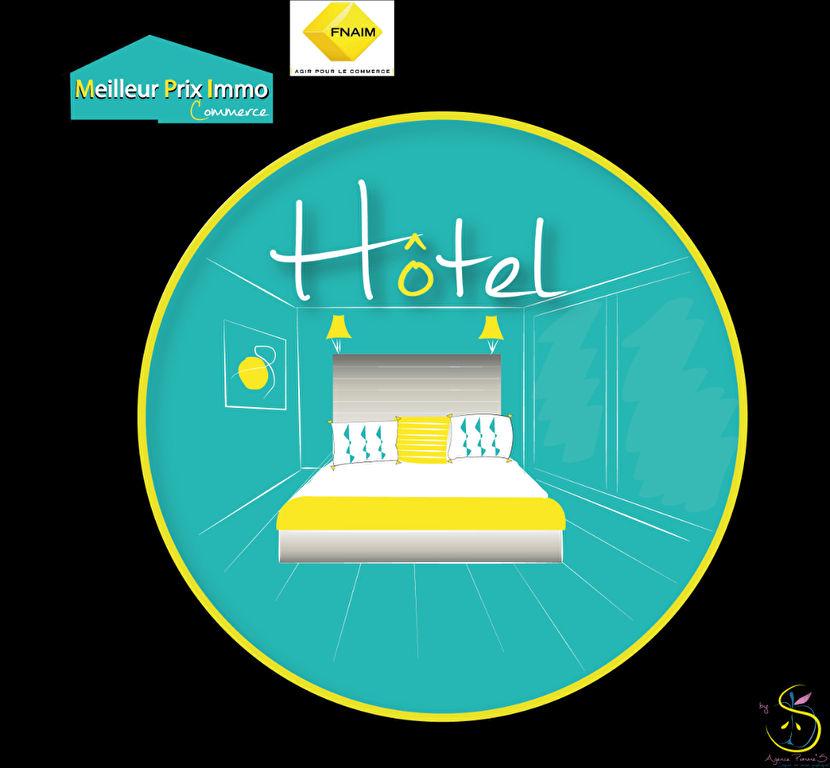 EN EXCLUSIVITÉ - VENTE - HOTEL RESTAURANT 35 N° -  1ère Couronne Nantaise (44).
