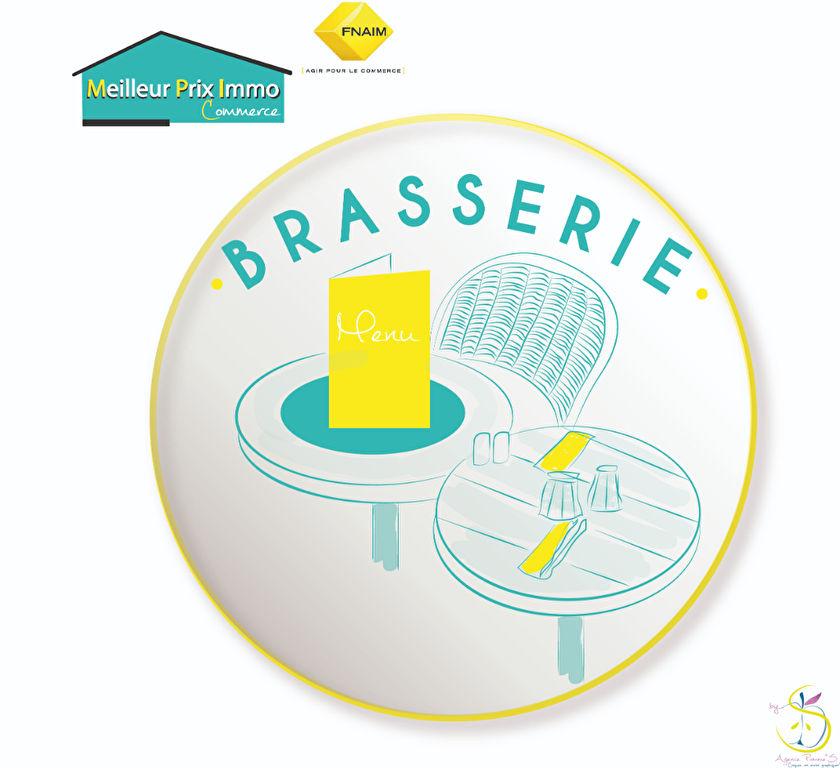 EN VENTE - MAGNIFIQUE BRASSERIE - RESTAURANT - 100 COUVERTS -CENTRE VILLE -NANTES (44).