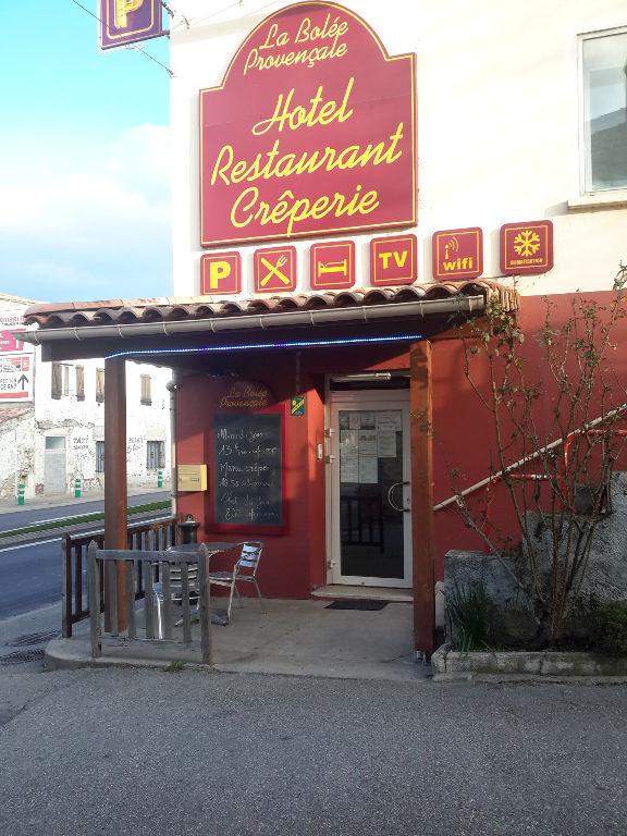 Hôtel - Restaurant - Crêperie (Murs)
