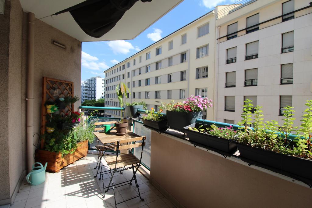 LYON 7 - GARIBALDI / PARC BLANDAN - Appartement T3 de 72m2