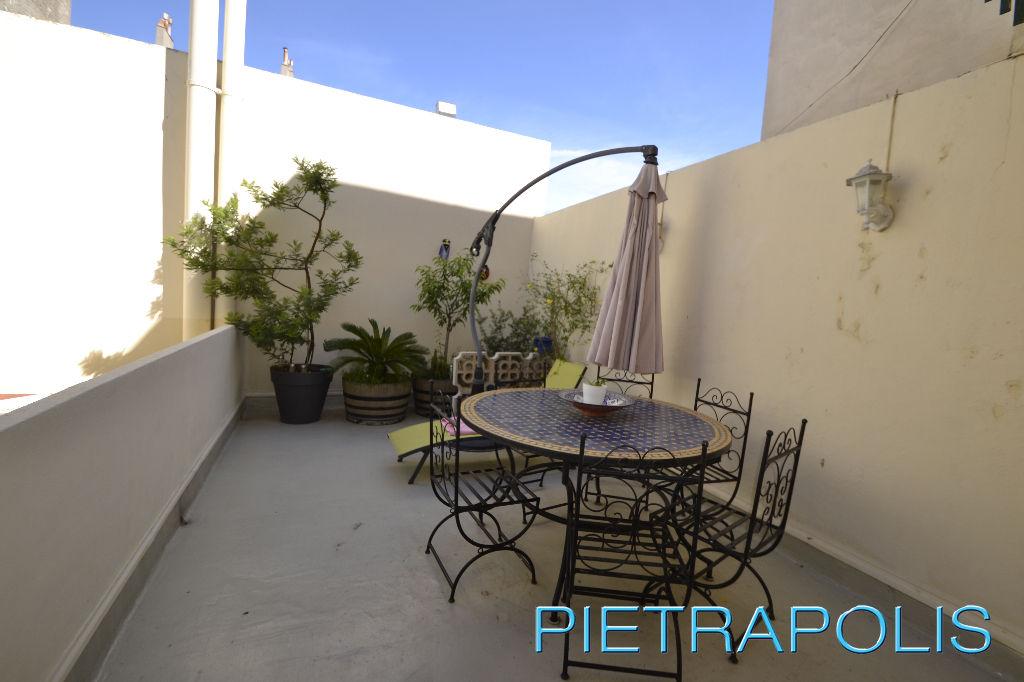 SETE: appartement 95 m² , terrasse