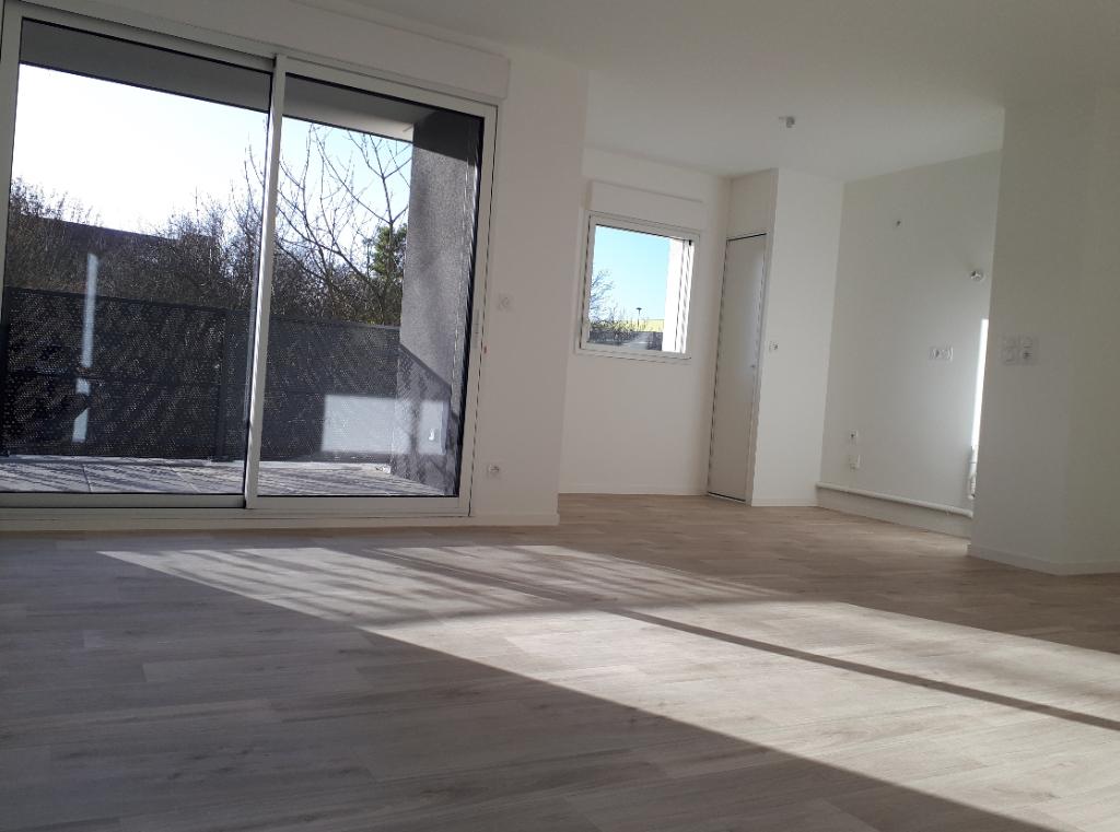 Appartement Chartres-de-Bretagne 3 pièces 67.58 m2