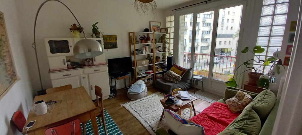 APPARTEMENT 62 m² RENNES SAINT HELIER